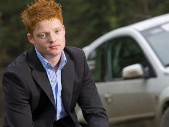 17-летний раллист собирается побить рекорд WRC