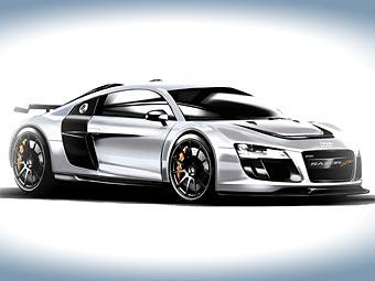 Немецкое ателье PPI показало ультра-агрессивный Audi R8