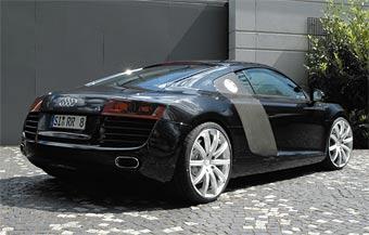 Немецкие тюнеры занялись доработкой Audi R8