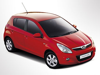 Компания Hyundai показала преемника хэтчбека Getz