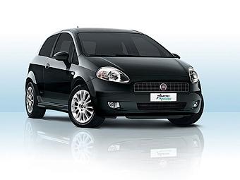 """Компания Fiat представила """"газовую"""" версию Grande Punto"""