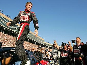 Один из лидеров NASCAR вновь примет участие в Гонке Чемпионов