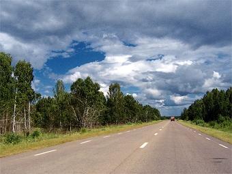 Вокруг Челябинска построили объездную дорогу