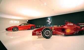 Ferrari F430 Scuderia by Михаэль Шумахер