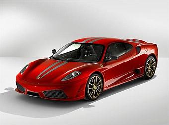 Облегченную Ferrari F430 назвали Scuderia
