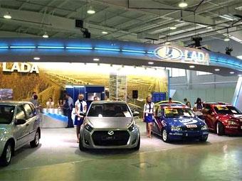 Автомобили Lada захватили треть латвийского рынка в октябре