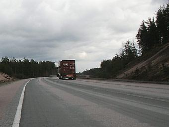 Реконструкция трассы М-5 завершится к 2015 году