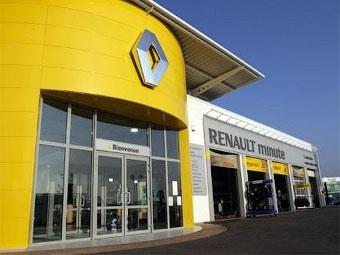 Renault приостановит расширение дилерской сети в России