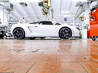 В Америке закрылся самый крупный в мире дилер Lamborghini