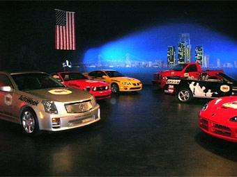 Продажи GM в третьем квартале упали на 11 процентов