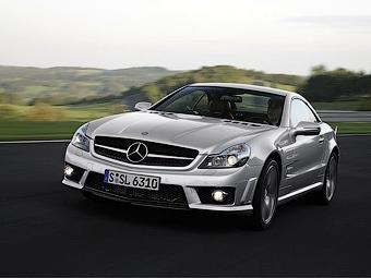 На родстере Mercedes SLK появится дизель