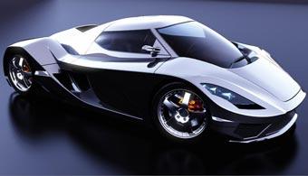 Болгарские дизайнеры готовят два новых суперкара