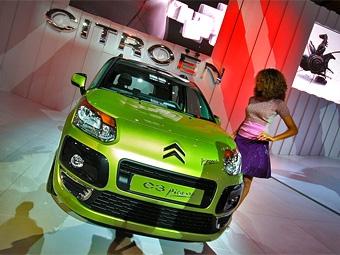 Компания Citroen объявила о снижении цен в России