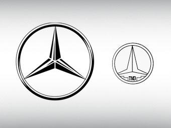 Daimler не смог отобрать логотип у Тушинского машиностроительного завода