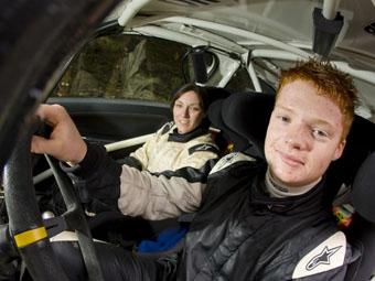 17-летний британец получил право стартовать в WRC
