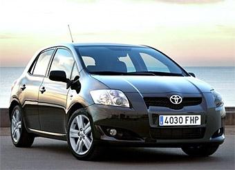 Toyota повышает российские цены на все модели