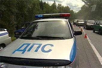В Москве инспектор ГИБДД сбил пешехода