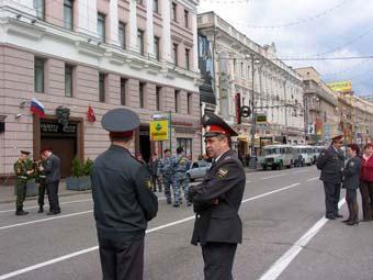 В Москве 7 ноября ограничат движение