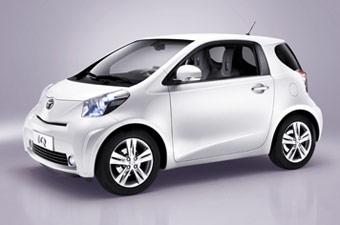 Новая микролитражка и кроссовер Toyota дебютируют в Женеве