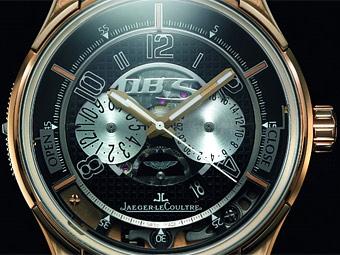 Владельцы Aston Martin DBS смогут открывать машину при помощи часов