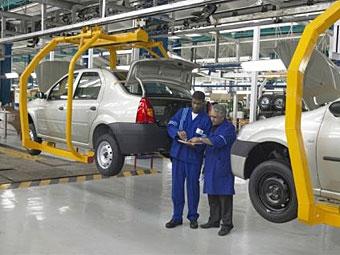 Renault сократит в Европе 6000 рабочих мест
