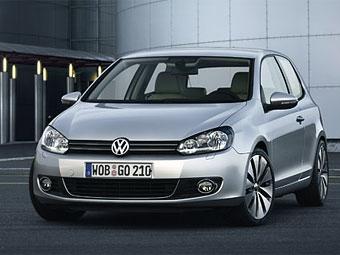 VW Golf следующего поколения появится в продаже в ноябре