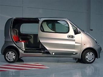 Tata готовит к производству самый экологичный автомобиль в мире