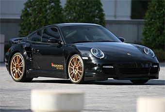 Ателье Roock отметило 10-летие своей победы в Ле-Мане доработкой Porsche 911