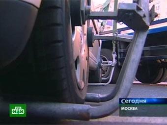 В Москве появится база данных злостных нарушителей ПДД