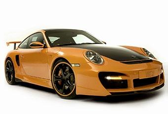 TechArt представил 630-сильный Porsche 911