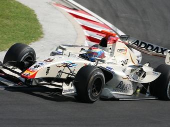 Виталий Петров проведет тесты за чемпионскую команду GP2