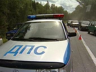 Нарушителя правил дорожного движения ловили 10 экипажей ДПС