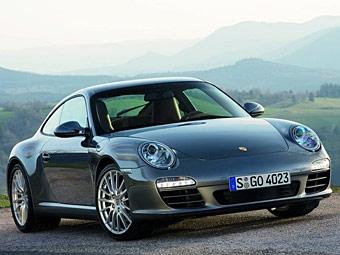 Показаны обновленные Porsche 911 с полным приводом