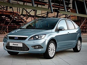 Во Всеволожске начался выпуск Ford Focus в комплектации Titanium