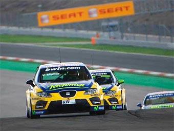 Seat выставит два дизельных Leon на шведскую гонку WTCC