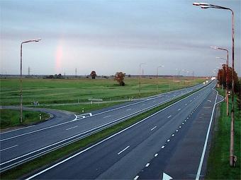 На юге России построят несколько скоростных дорог