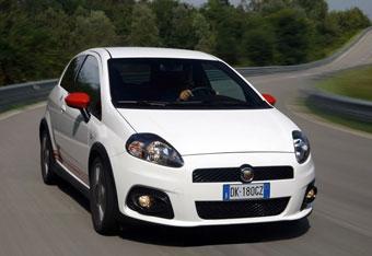 Fiat Grande Punto со 150-сильным турбомотором появится в 2008 году