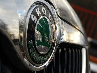 Skoda на пять дней приостановит выпуск автомобилей