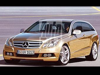 "Mercedes-Benz готовит ""горячий"" хэтчбек на базе CLK"