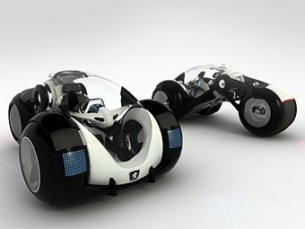 Компания Peugeot выбрала победителя конкурса автомобильного дизайна