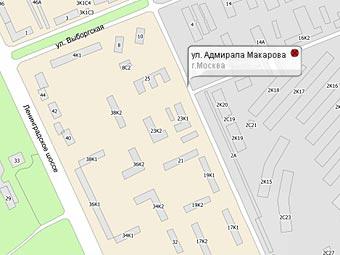 В Москве улица Адмирала Макарова стала односторонней