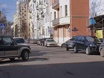 Названы будущие односторонние улицы Москвы