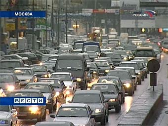 22 московские улицы станут односторонними