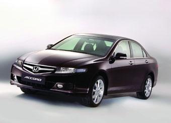 Honda отзывает 390 тысяч автомобилей в Японии