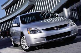 Honda отзывает 81 тысячу автомобилей Accord
