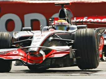 Льюис Гамильтон выиграл квалификацию Гран-при Канады