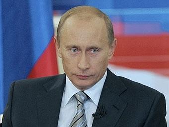 """Путин видит решение проблемы """"пробок"""" в развитии инфраструктуры"""