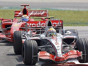 McLaren заплатит Ferrari 100 миллионов долларов за судебные издержки
