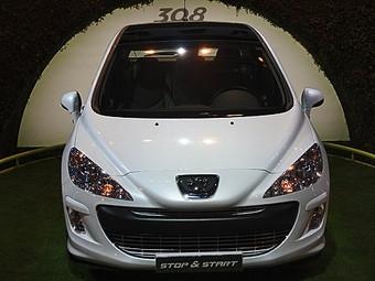 Второе поколение системы Stop and Start появится на Peugeot и Citroen в 2010 году