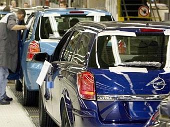 В Германии Opel временно прекратит выпуск автомобилей